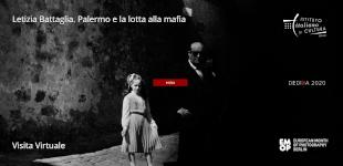 Letizia Battaglia, Palermo e la lotta alla mafia